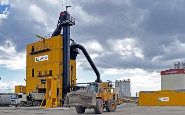 林泰阁CSM3000助力罗马尼亚公路建设