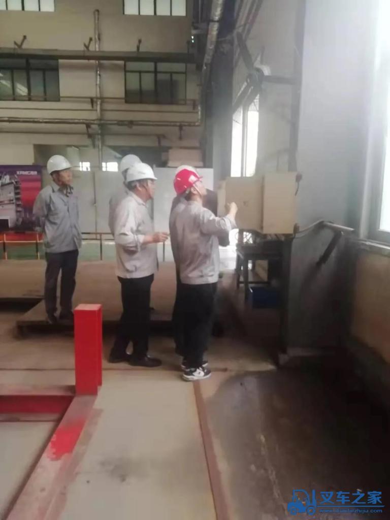"""中交西筑:能源公司开展""""十一""""国庆节前安全用电大检查"""