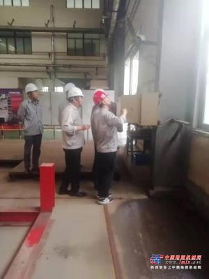 """中交西筑:能源公司開展""""十一""""國慶節前安全用電大檢查"""