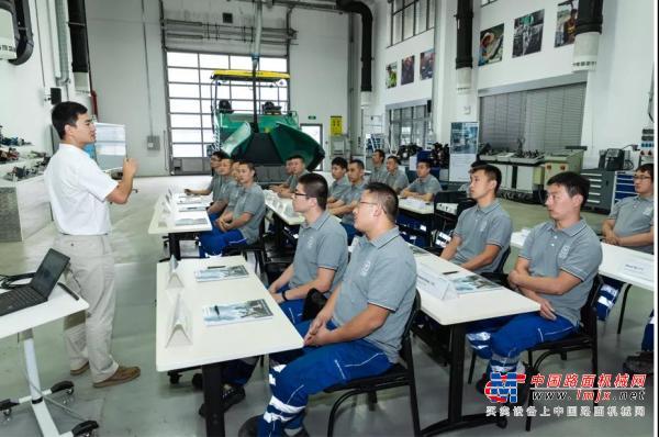 培訓來襲!報名從速!維特根中國10月培訓計劃公布