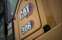 CAT®(卡特)306:迎长假,早收工哦!