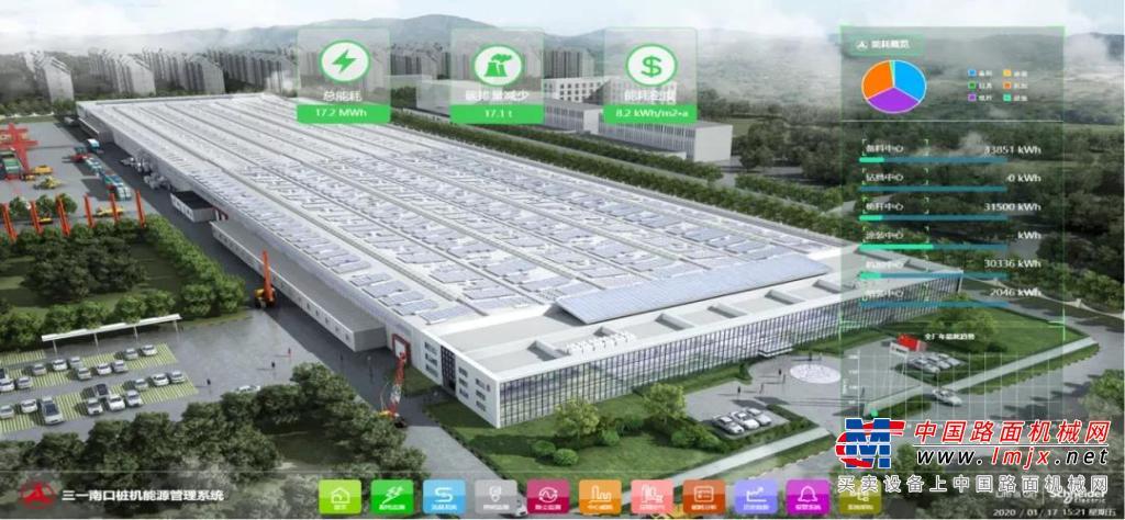冲刺双碳丨三一桩机灯塔工厂引领行业新风尚