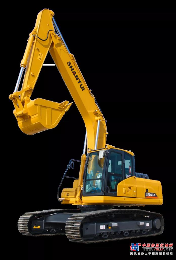 高德包装机械产品资讯山重建机:SE245LC-9A——有了TA,土石工况全拿下
