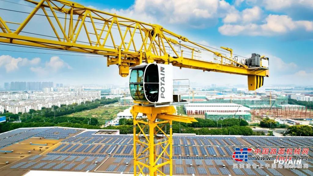 高德包装机械产品资讯马尼托瓦克:继续限电?高效节能的塔机才是YYDS!