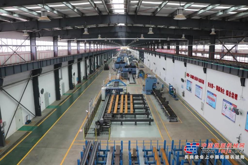高德包装机械产品资讯铁建重工全球首条磁浮轨排智能化生产线助力凤凰磁浮线建设