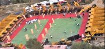 山东临工矿山成套设备推介会在蒙西隆重召开