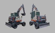 Mecalac携手雷道,进军中国市场,首款挖掘机同步上线