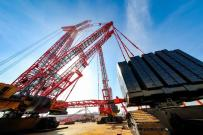 三一重工:4500吨!人类史上移动起重机的最大起重能力