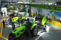 匠心突破 智领前行,中联重科农机产品惊艳亮相2021国际农机展