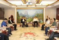 国机重工与中金资源签署合作协议 吴培国出席签约仪式