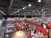 中国工程机械工业协会祁俊会长到访泰信机械展位