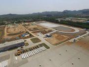 卡特彼勒青州试验基地启用!