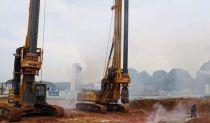 徐工XR240E旋挖钻机如何 看施工表现