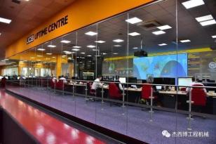 杰西博(JCB)数字化监控中心:以客户为中心 提供精细服务支持