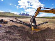 极限工况 强悍设备 | 一份来自青藏高原的好评!