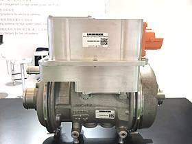 利勃海尔将向著名汽车燃料电池系统制造商提供电动涡轮压缩机