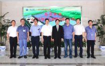 合作共赢 共同发展--小松中国总代表一行访问常林公司