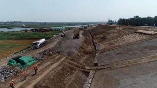 雄安新区一批重点项目启动建设