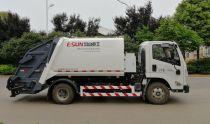 易山重工:关于压缩式垃圾车的维护保养,你一定要知道的那些事
