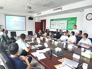 山東京臺高速專家評審會通過中大機械路基防沉降壓實施工方案
