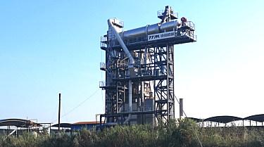 迎戰高溫  鐵拓機械再生設備落戶荊楚大地
