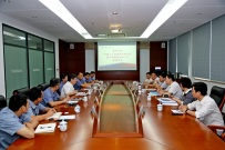 王伟炎在常州会见中铁二十局相关负责人