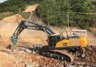 专为中国客户量身打造,矿山难题请交给E400LC