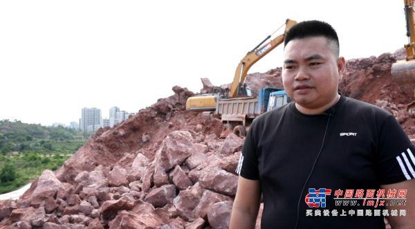 矿山施工不在话下,徐工挖掘机超强悍!