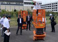 浙江鼎力与全球最严苛、日本最大租赁公司日建租赁(Nikken Corporation)全面展开合作!