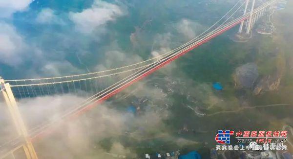 天堑变通途—赤水河红军大桥,你是我们的骄傲!