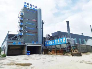 点赞∣西筑SG4000搅拌设备京沪高速改扩建项目获赞誉