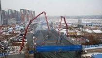 南方路机:关于秋末初冬季节混凝土施工的建议