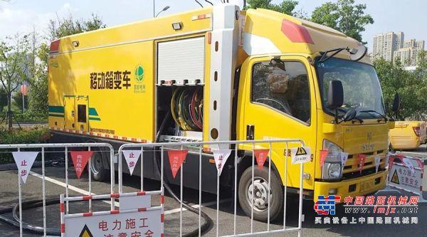 海伦哲设备助力2019吉利汽车宁波国际马拉松顺利进行!
