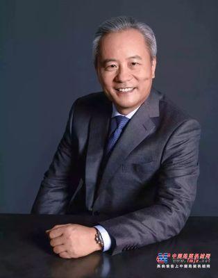 人民网|专访卡特彼勒全球副总裁陈其华:进博会提供了展示品牌的独特机会