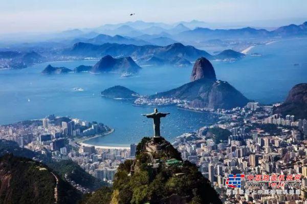 XCMG in Brazil !