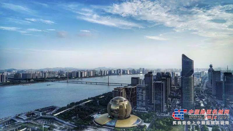 柳工起重机械:吊装地理 | 建杭州地铁,书江南诗意