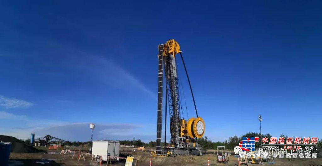 251.4米刷新記錄!寶峨BC 50 / MC 128銑槽機在加拿大鉆石礦勘探項目搶先看