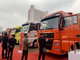 中国重汽重卡出口逆势增长 继续引领行业首位