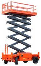 浙江鼎力:加速生产装配,大载重、大平台、高底盘剪叉JCPT2223RTB陆续发货