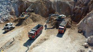 约翰迪尔E360LC挖掘机助力云南宾川矿山生态恢复