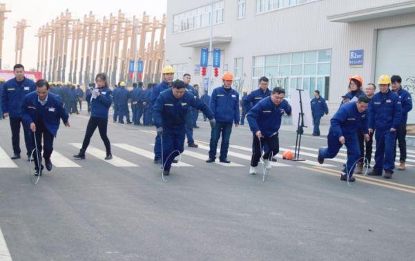 迎新春活动花样多,徐工消防职工很欢乐~