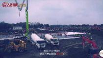 武汉火神山援建战报 雷萨重机:参建第3天 圆满完成既定施工任务!