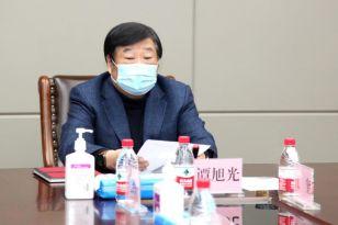 山重建机:谭旭光对疫情防控工作进行再部署、再动员、再落实