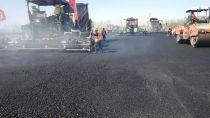 三一沥青成套设备助力北京新机场高速顺利施工