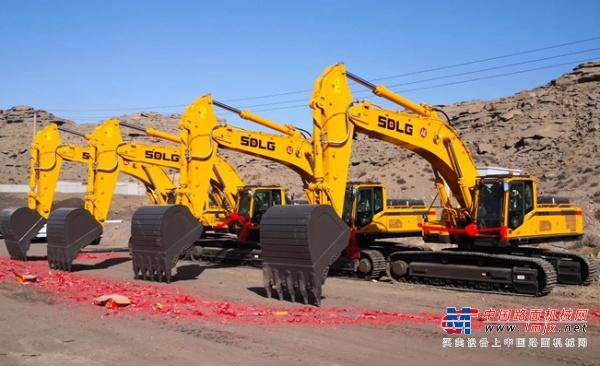 3月增速第一!山东临工挖掘机成为业界焦点