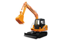 龙工小型挖掘机推荐,龙工LG6075履带式液压挖掘机全解