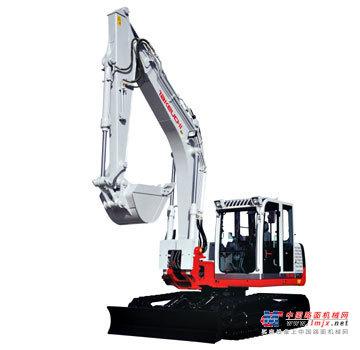 竹内中型挖掘机推荐,竹内TB1140全液压小型挖掘机全解