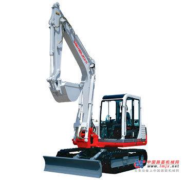 竹内小型挖掘机推荐,竹内TB180全液压小型挖掘机全解