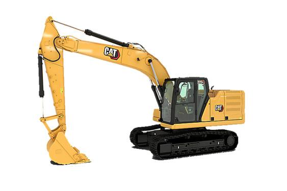 卡特彼勒新一代Cat®320