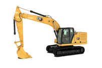 卡特中型挖掘机推荐,卡特彼勒新一代Cat®320 GC液压挖掘机全解